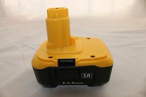 New-1-pack-generic-power-tools-battery-for-Dewalt-DC9180-4000mA-18V