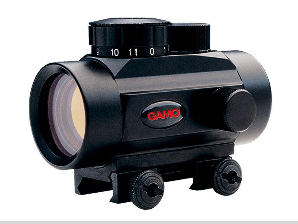 Visor Gamo Quick Shot BZ-30. Punto rojo. Gamo 6212035. Especial tiro deportivo