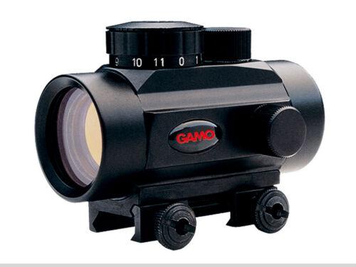Especial tiro deportivo Gamo 6212035 Punto rojo Visor Gamo Quick Shot BZ-30