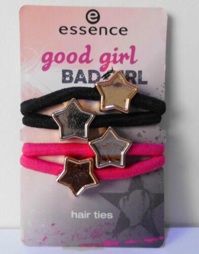 Essence Good girl bad girl hair ties Haargummis