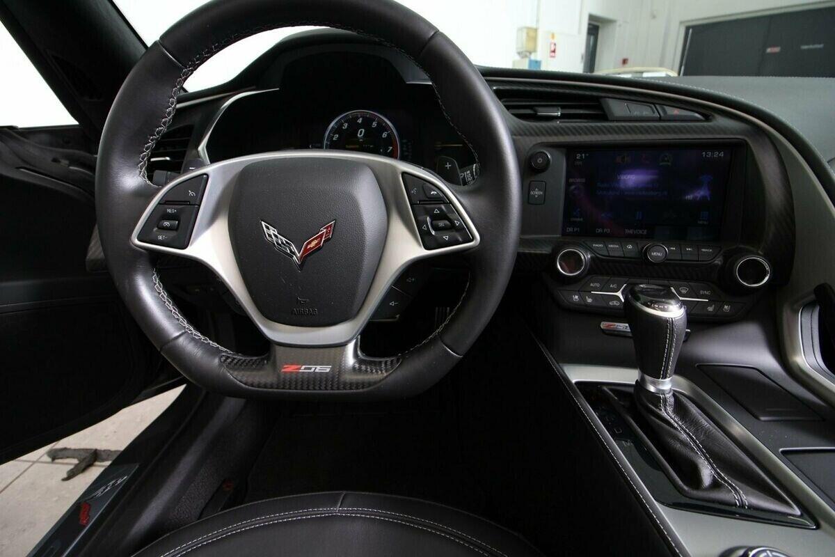 Chevrolet Corvette Z06 Coupé aut.