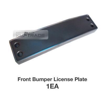 OEM Genuine Front Bumper License Plate Frame for HYUNDAI 2014-2016 Genesis Sedan