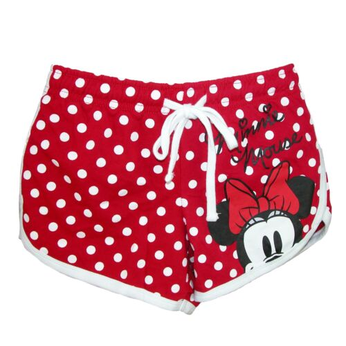 New Disney Youth Minnie Mouse Lounge Shorts