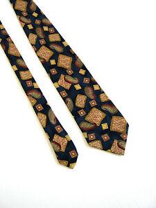 Giorgio Redaelli Krawatte Original 100% Seide Heller Glanz Herren-accessoires Krawatten & Fliegen
