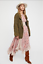 Free People Small Msrp Jacket Nouveau Taille Pillow 168 Tawny rrdq6
