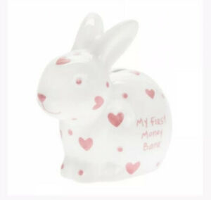 Child-s-Pink-bunny-My-First-Money-Box-In-It-s-Own-Gift-Box-New-Baby-Gift
