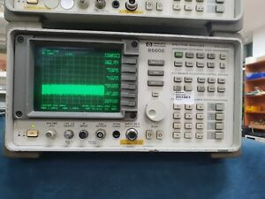 Agilent-8560E-2-9GHz-Spectrum-Analyzer-Defected-Unit