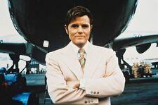 Jack Lord As Det Steve Mcgarrett Hawaii Five-O 11x17 Poster Blue Suit /& Car