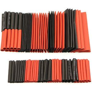 127 red black heat shrink heatshrink wire cable tubing tube sleeving rh ebay com