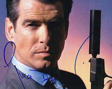 Pierce Brosnan ++ Autogramm  ++ James Bond ++ GoldenEye ++ Der Ghostwriter