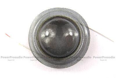 2 pcs 19.48mm silk diaphragm dome Tweeters voice coil menbrance 8ohm
