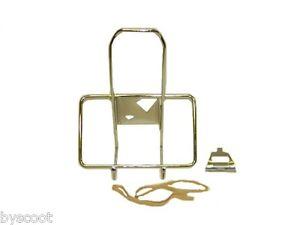 porte bidon chrom solex velosolex bouteille jerrican panier bp zoom neuf ebay. Black Bedroom Furniture Sets. Home Design Ideas