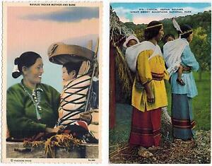 Navajo-amp-Cherokee-Mothers-amp-Babes-Linen-PC