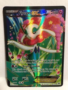 Florges EX Full Art NM Phantom Forces 116//119 Pokemon TCG