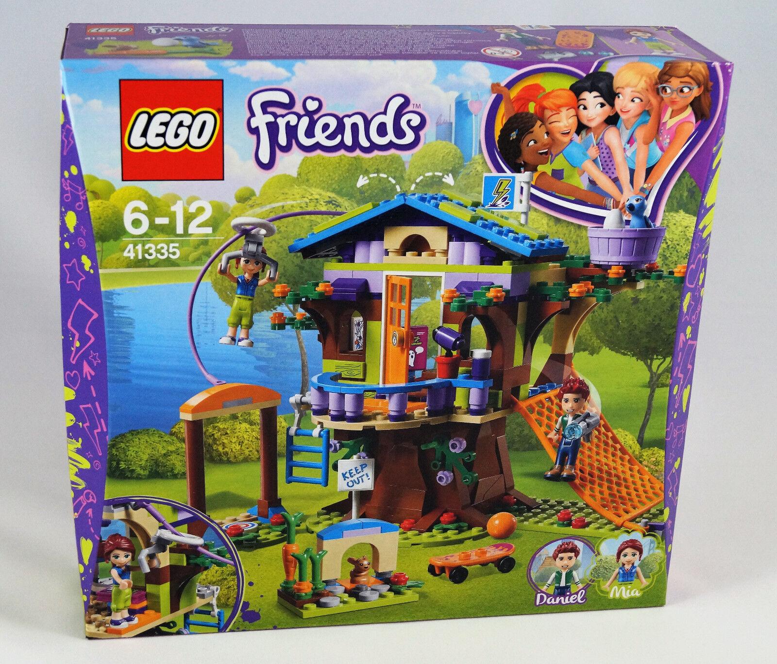 Lego® Friends Friends Friends 41335 Mias Baumhaus Mia's Tree House 759787