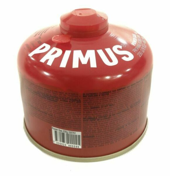 Primus Power Gas 230g Red