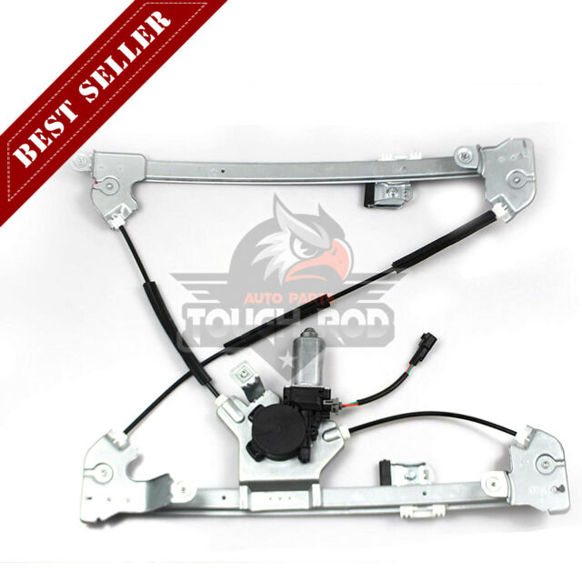 New Front Right Passenger Side Power Window Regulator With Motor RH Ford F-150