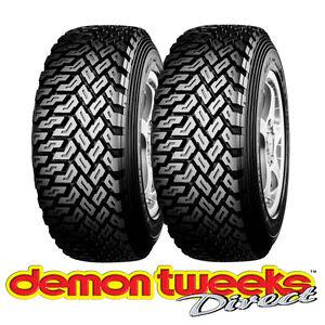 2-x-175-65-14-1756514-Yokohama-A035-Soft-Compound-Gravel-Forest-Rally-Tyres