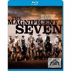 The Magnificent Seven Blu-ray 1960 Yul Brynner 50th Anniversary Edition