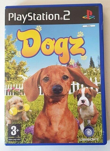 Dogz - PlayStation 2 PS2 - PAL - Complet