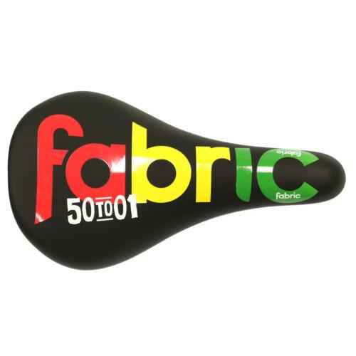 Fabric Magic Elite Radius Team Saddle Rasta 142mm FP7420U2042