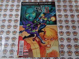 Guardians-of-the-Galaxy-2015-Marvel-12-Captain-Marvel-Bendis-Schiti-NM