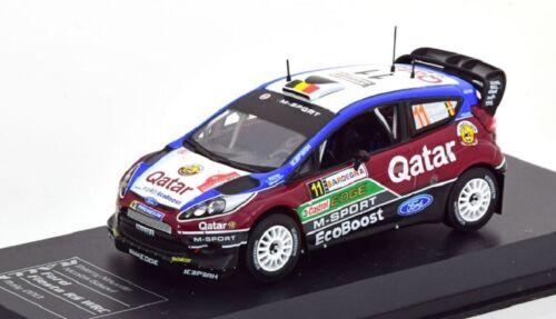 Ford fiesta RS WRC Neuville 2013 Rally Italy 1:43 Ixo Direkt Diecast