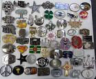 Wholesale Belt Buckle,Lot of 20pc ,Over 500 Style Belt Buckles Liquidation