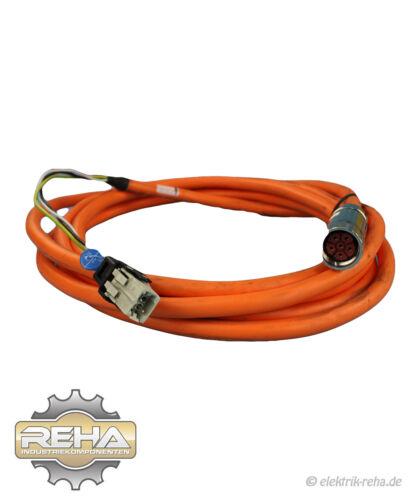 Siemens FK moteur d/'asservissement de Connection Câble 4x1,5+1p1,5//c C environ 5m