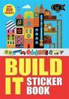 Build it: Sticker Book by Lauren Farnsworth (Paperback, 2015)
