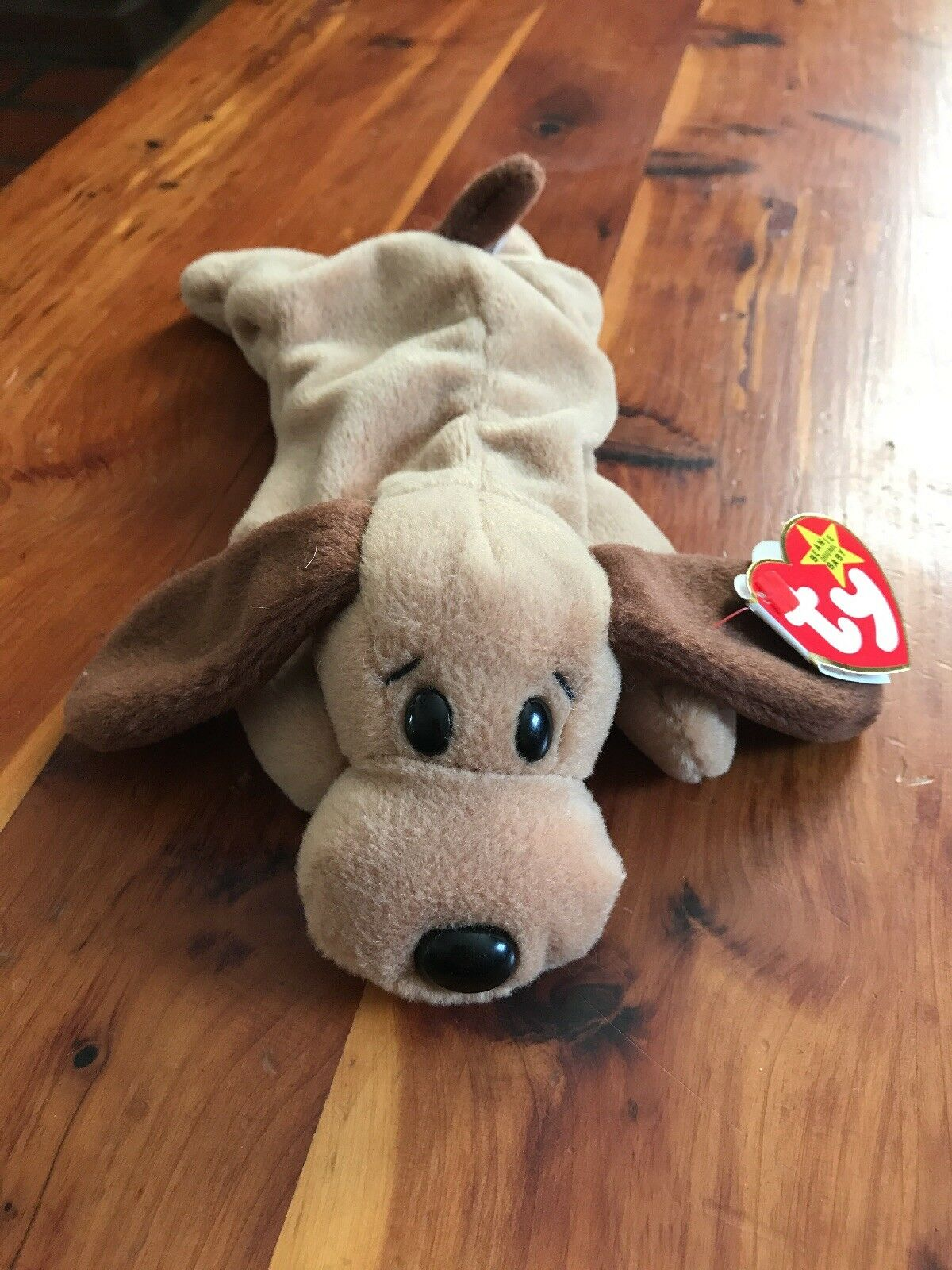 Ty Beanie Baby Bones With Tag Errors