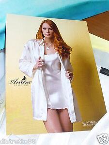 vestaglia-raso-ANDRA-LINGERIE-kimono-con-fascia-in-vita-Tg-4-colore-SETA-art-862