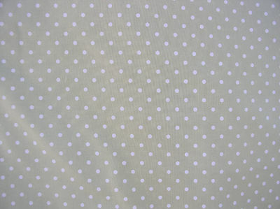 Yuwa White Dots on Light Sage From the Antique French Roses Colletion Cotton Yd.