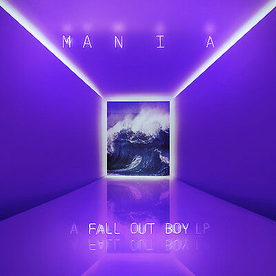 Fall Out Boy Mania CD NEW