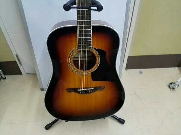 James Folk guitar JAPAN beautiful rare EMS F S