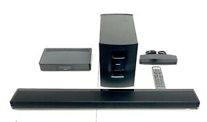 Bose Soundtouch 130 Home Theater System - Black ...