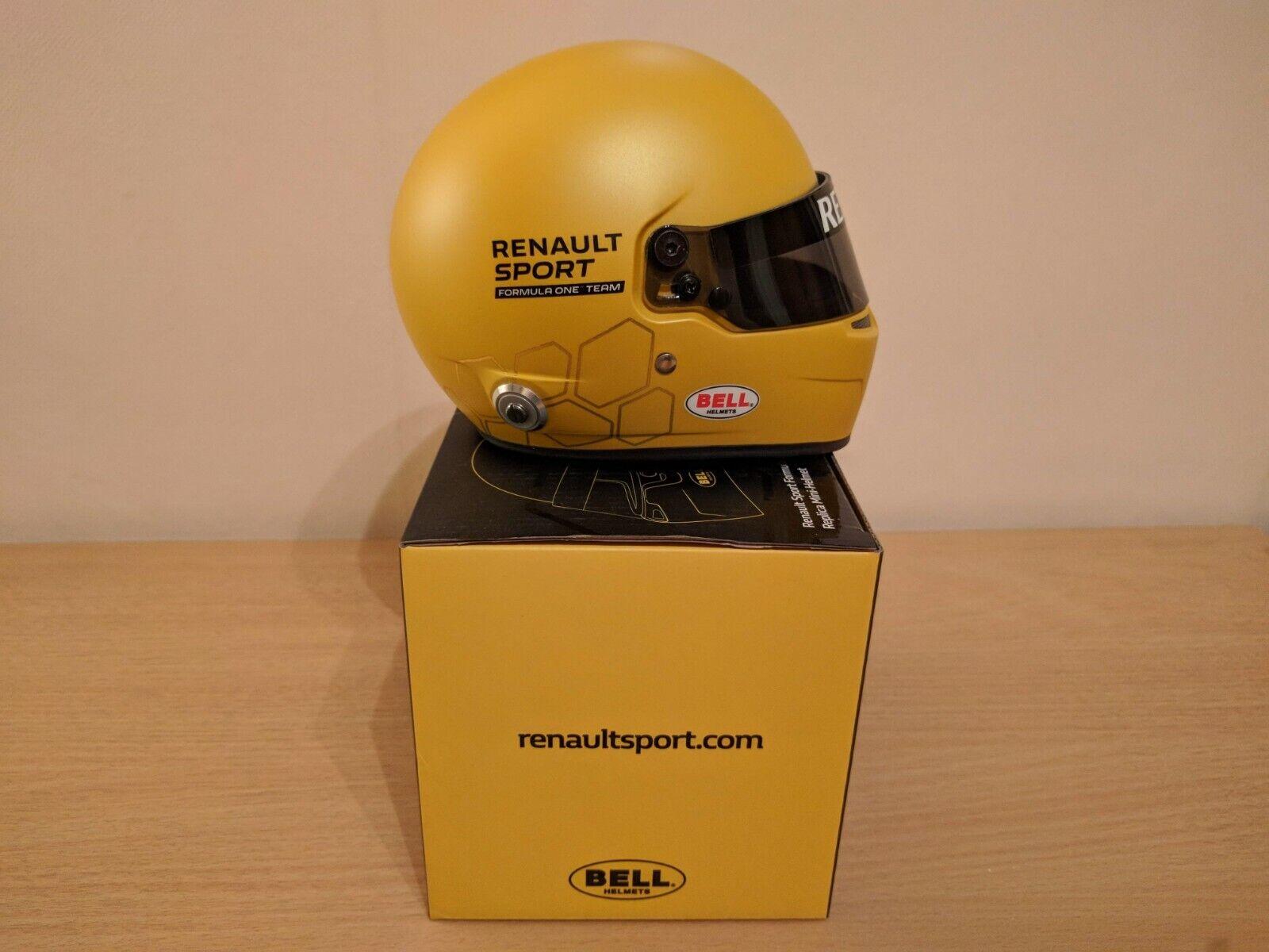 1 2 F1 Helmet Renault Sport