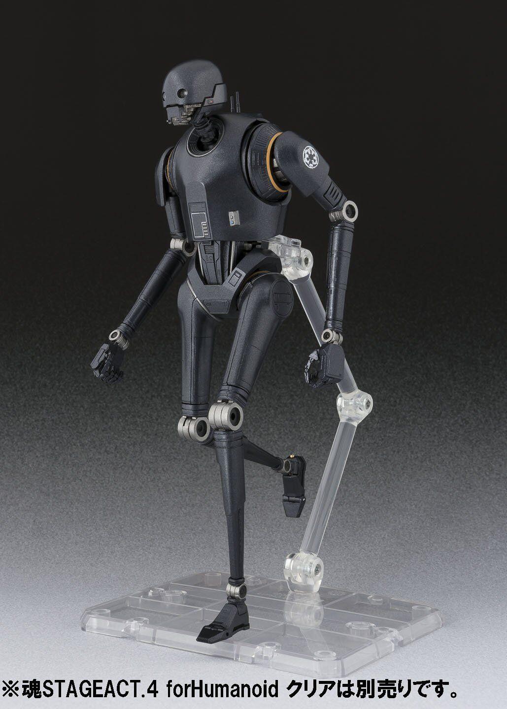 Bandai Bandai Bandai S.H.Figuarts Star Wars ROGUE ONE K-2SO Japan version 67c141