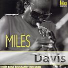 Jazz Biography Series [Remaster] by Miles Davis (CD, Jul-2004, United Multi Consign)