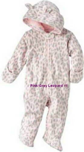 8358eec23 I Found It On eBay    NWT NEW GIRLS Carter s Baby LEOPARD Pram ...