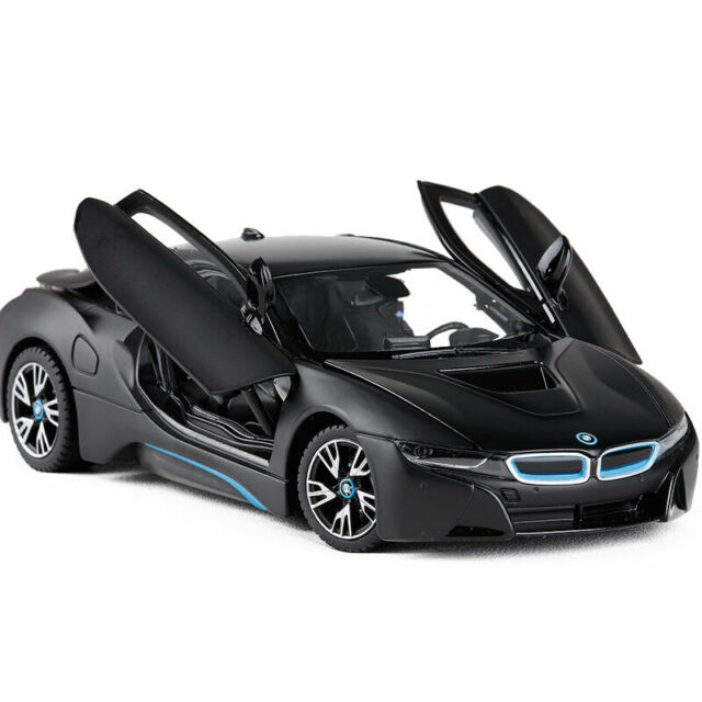 Bmw I8 1 36 Model Cars Diecast Open Up The Door Toys Alloy Gift Collection Black For Sale Online Ebay
