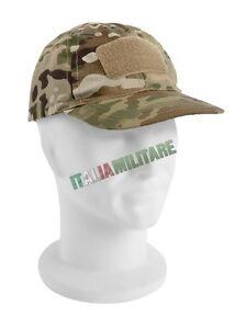 Caricamento dell immagine in corso Cappello-Militare-Baseball-con-Visiera-e -Velcri-Openland- c5e29a01f38c