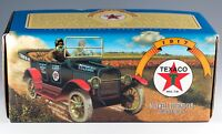 Ertl Collectibles Texaco 1917 Maxwell Touring Car Collector Series 14 Die Cast Coin Bank Toys
