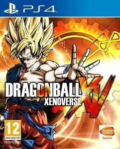Dragon-BALL-XENOVERSE-PS4-come-nuovo-1st-Class-consegna