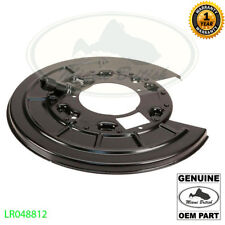 landrover discovery 3 handbrake shoe back plate mounting plate lr048812 04-15 LH