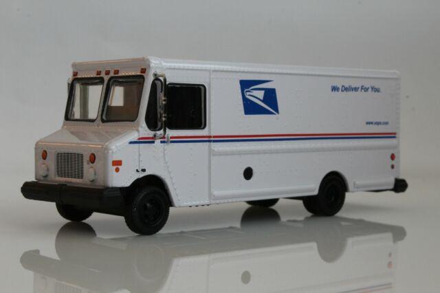 Us Postal Service Mail Truck Diecast Metal Model Usps Delivery