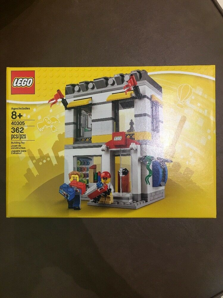 New LEGO 40305 LEGO® BRAND STOREFLAGSHIP Exclusive