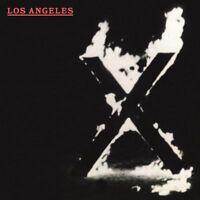 X Los Angeles Debut Album 180g Sealed Music On Vinyl Lp