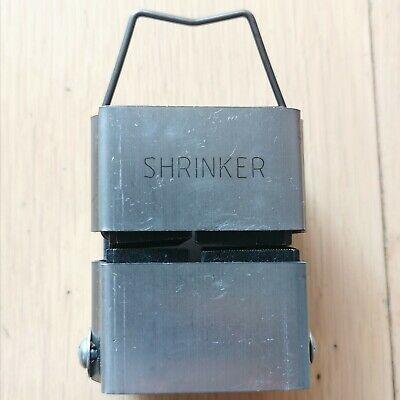 Shrinker Jaw of 18-Gauge SS-18 Fabrication Motorcycle sheet metal shaping