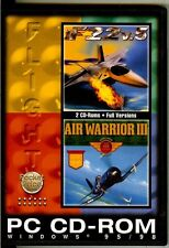 AIR WARRIOR III /*/ JEU PC NEUF/CELLO POUR WINDOWS 95/98